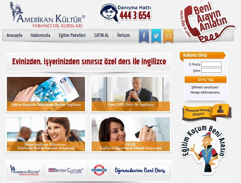 online sistem